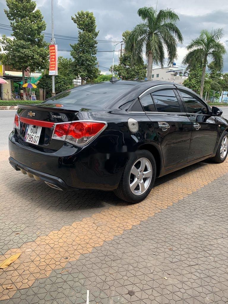 Bán xe Chevrolet Cruze đời 2011, màu đen, nhập khẩu nguyên chiếc  (7)