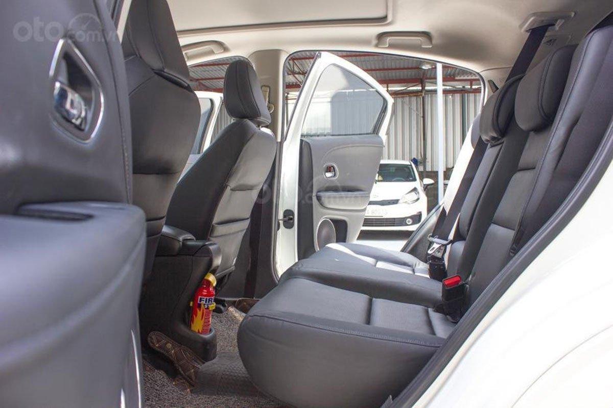Hàng ghế sau xe Honda HR-V 2019 1