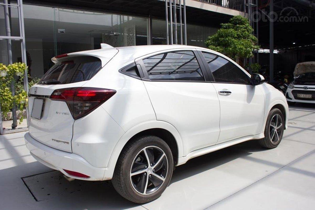 Thiết kế thân xe Honda HR-V 2019 1