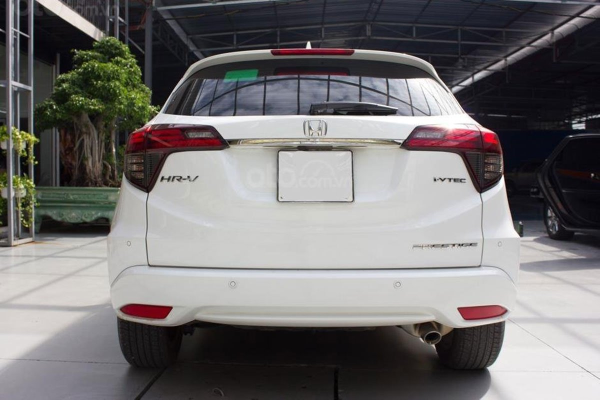 Thiết kế đuôi xe Honda HR-V 2019 1