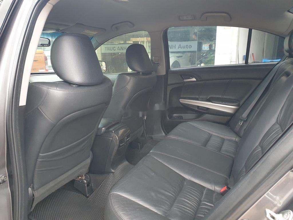 Bán Honda Accord đời 2010, màu xám, xe nhập, giá chỉ 475 triệu (6)