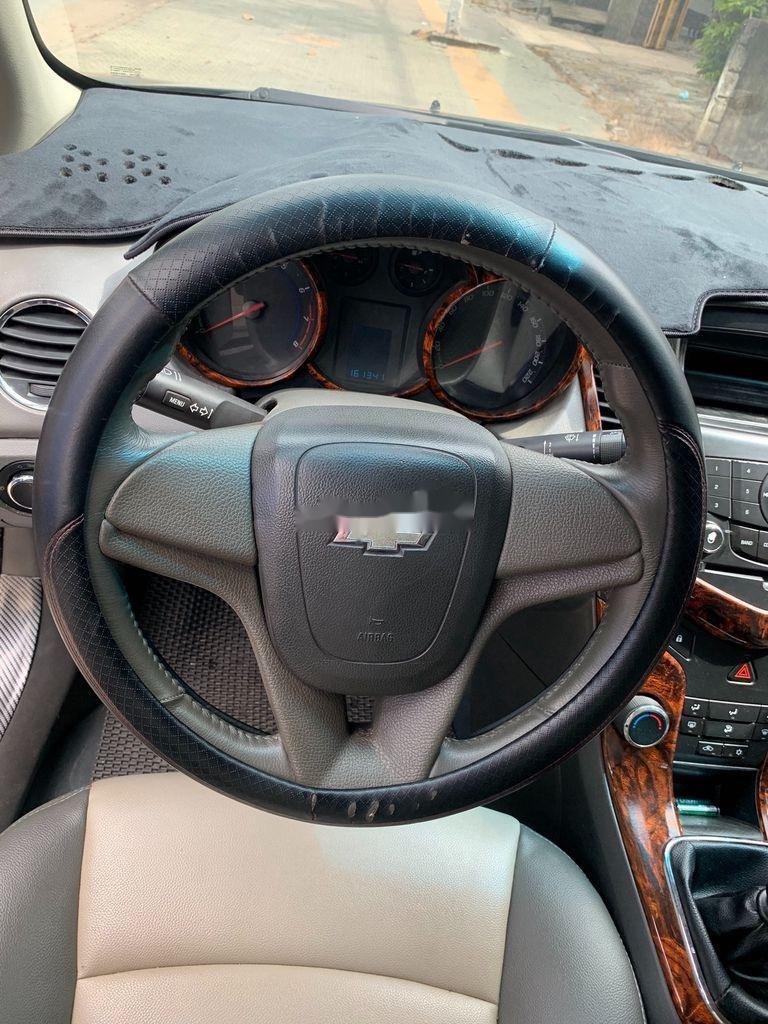 Bán xe Chevrolet Cruze đời 2011, màu đen, nhập khẩu nguyên chiếc  (5)