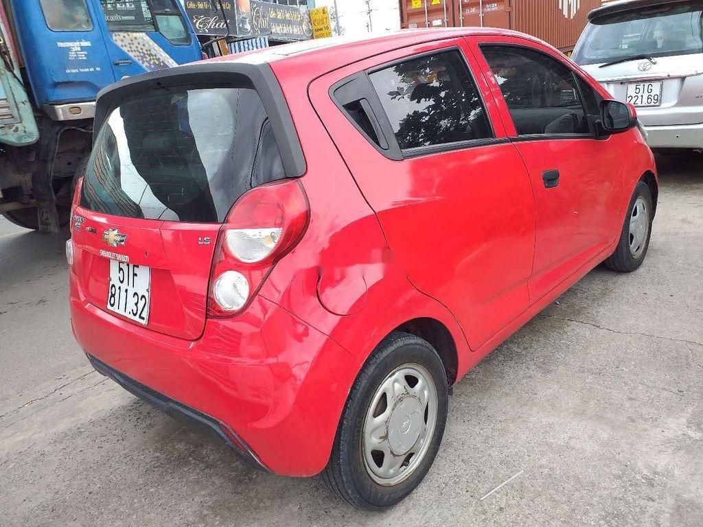 Bán xe Chevrolet Spark đời 2016, màu đỏ, giá chỉ 165 triệu (5)