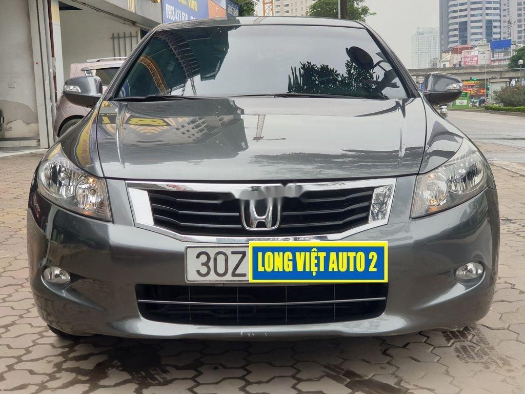 Bán Honda Accord đời 2010, màu xám, xe nhập, giá chỉ 475 triệu (1)