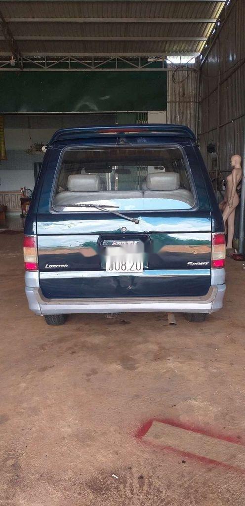 Cần bán lại xe Mitsubishi Jolie sản xuất năm 2001, màu xanh lam, nhập khẩu  (3)