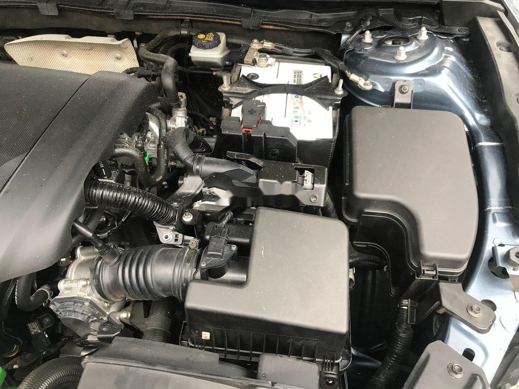 Cần bán lại xe Mazda 3 năm 2015, màu xanh lam, 500tr (8)