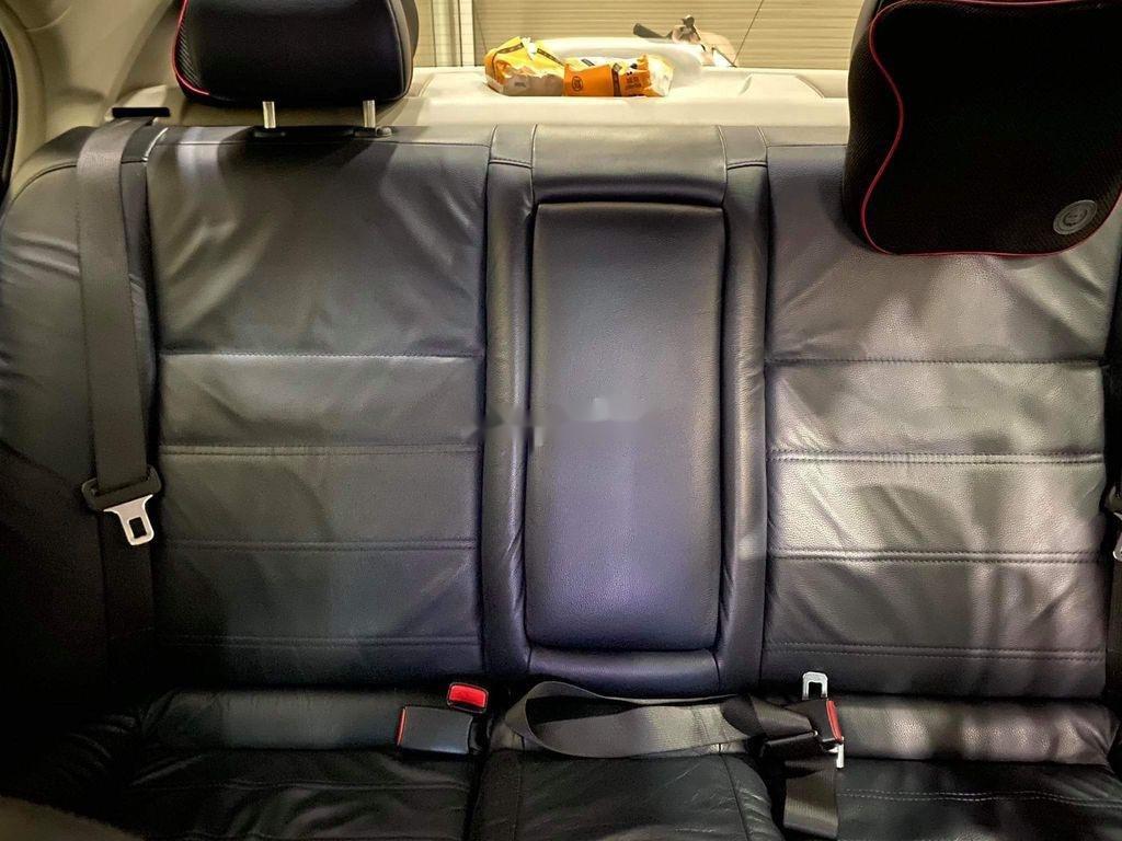 Bán Honda Civic 2.0L đời 2007, màu đen  (5)
