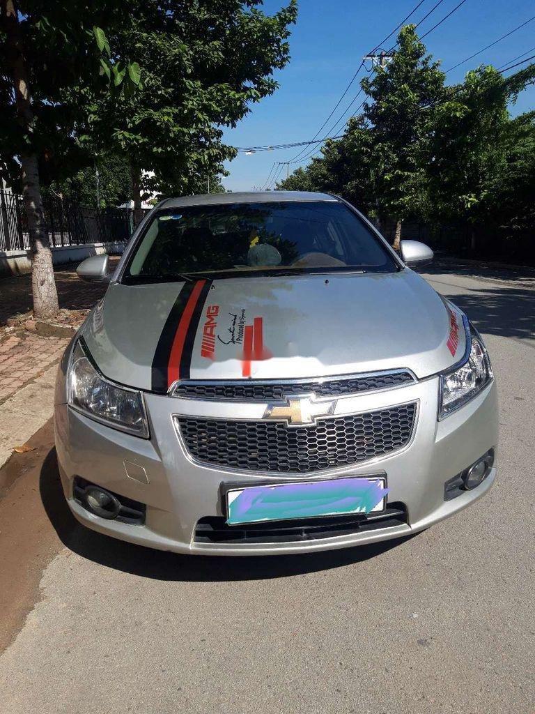 Bán ô tô Chevrolet Cruze đời 2010, màu bạc, nhập khẩu  (5)
