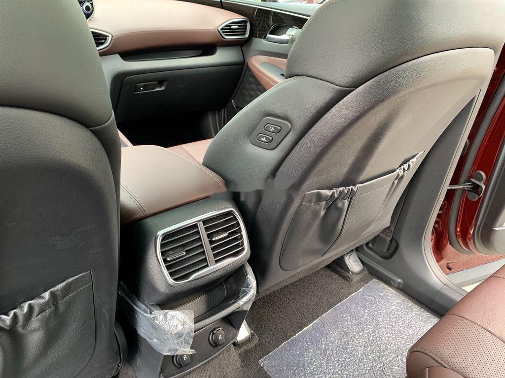 Bán Hyundai Santa Fe năm sản xuất 2019, màu đỏ   (11)