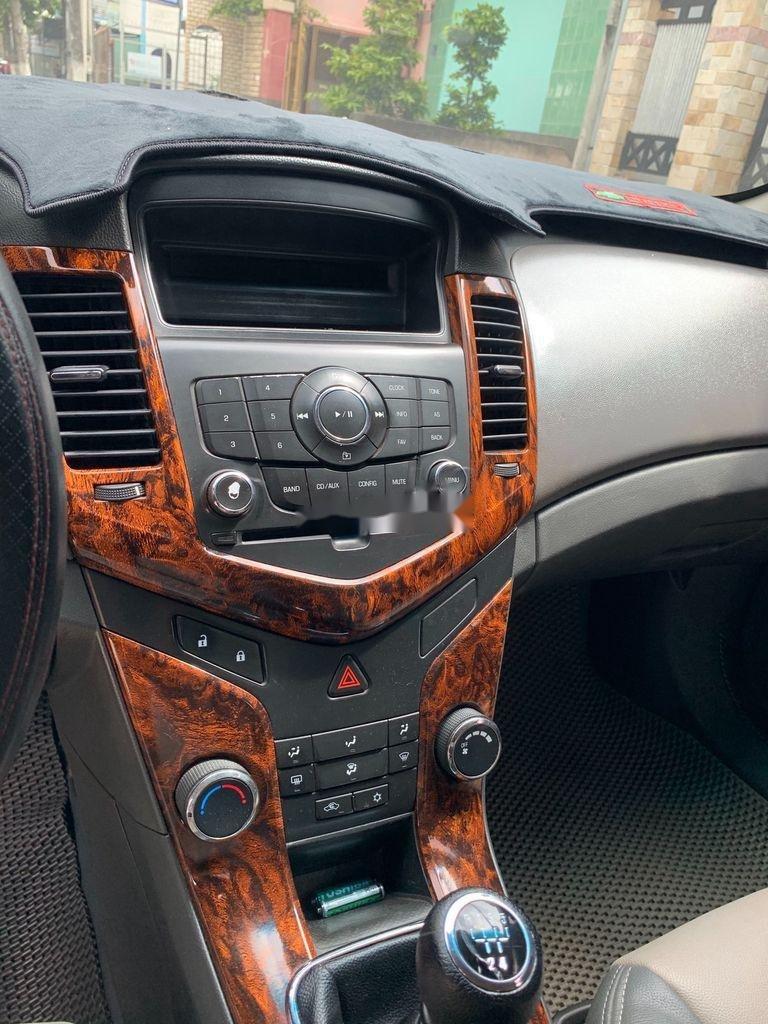 Bán xe Chevrolet Cruze đời 2011, màu đen, nhập khẩu nguyên chiếc  (6)