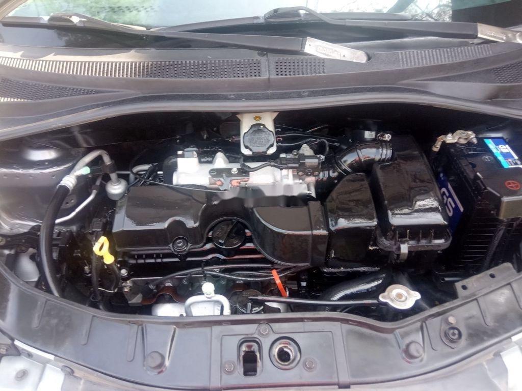 Bán Kia Morning đời 2012, màu xám, xe chính chủ (7)