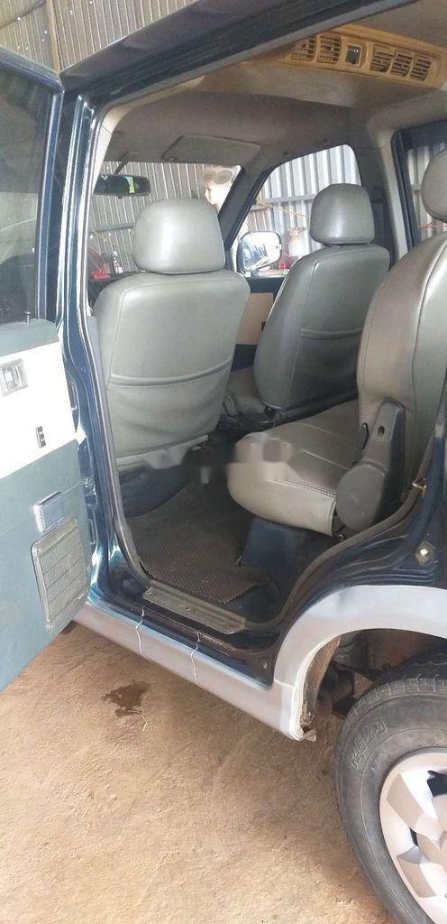 Cần bán lại xe Mitsubishi Jolie sản xuất năm 2001, màu xanh lam, nhập khẩu  (6)