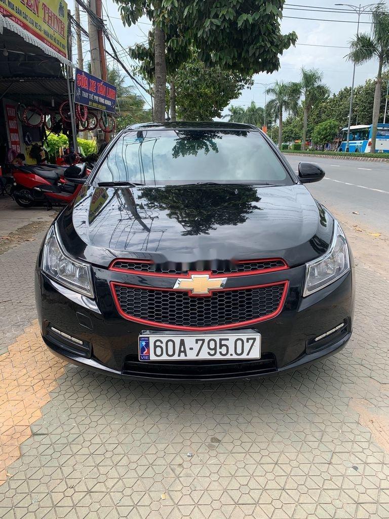 Bán xe Chevrolet Cruze đời 2011, màu đen, nhập khẩu nguyên chiếc  (1)