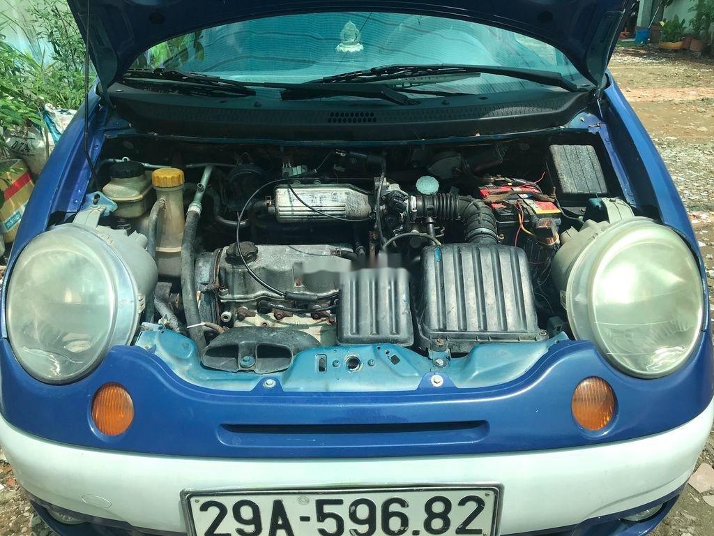 Bán Daewoo Matiz sản xuất năm 2004, màu xanh (2)
