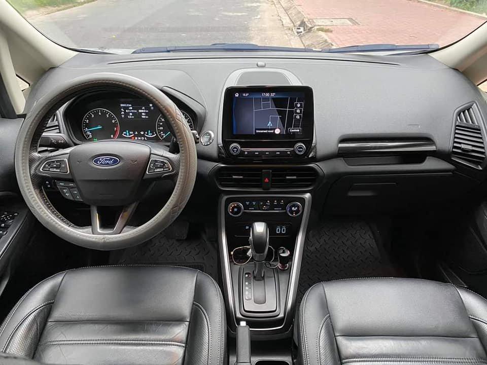 Cần bán gấp Ford EcoSport đời 2018, màu xám, nhập khẩu (2)