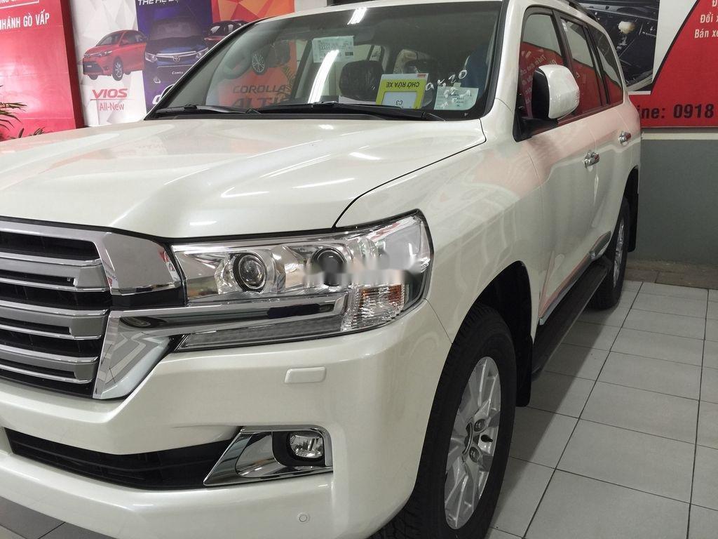 Bán xe Toyota Land Cruiser đời 2020, màu trắng, giao xe nhanh (2)
