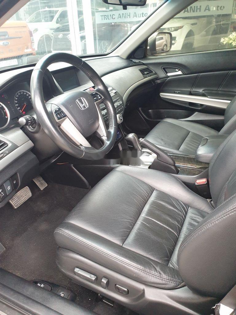 Bán Honda Accord đời 2010, màu xám, xe nhập, giá chỉ 475 triệu (4)
