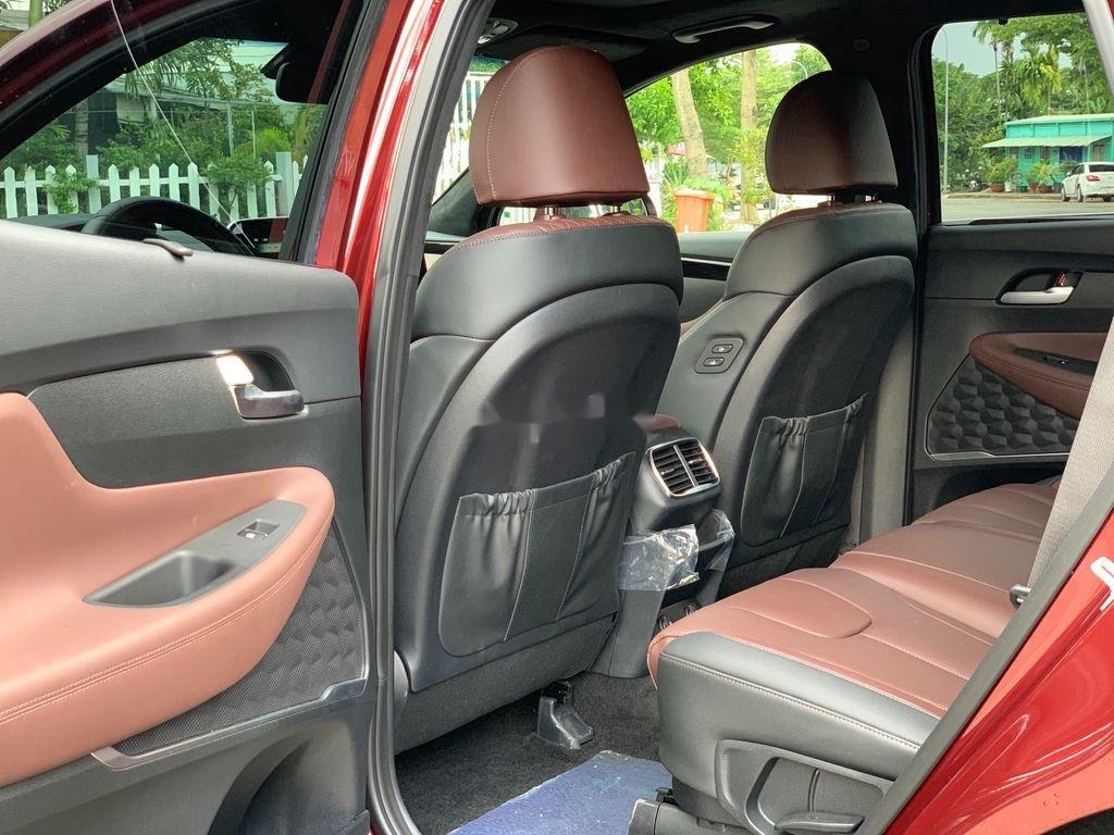 Bán Hyundai Santa Fe năm sản xuất 2019, màu đỏ   (12)