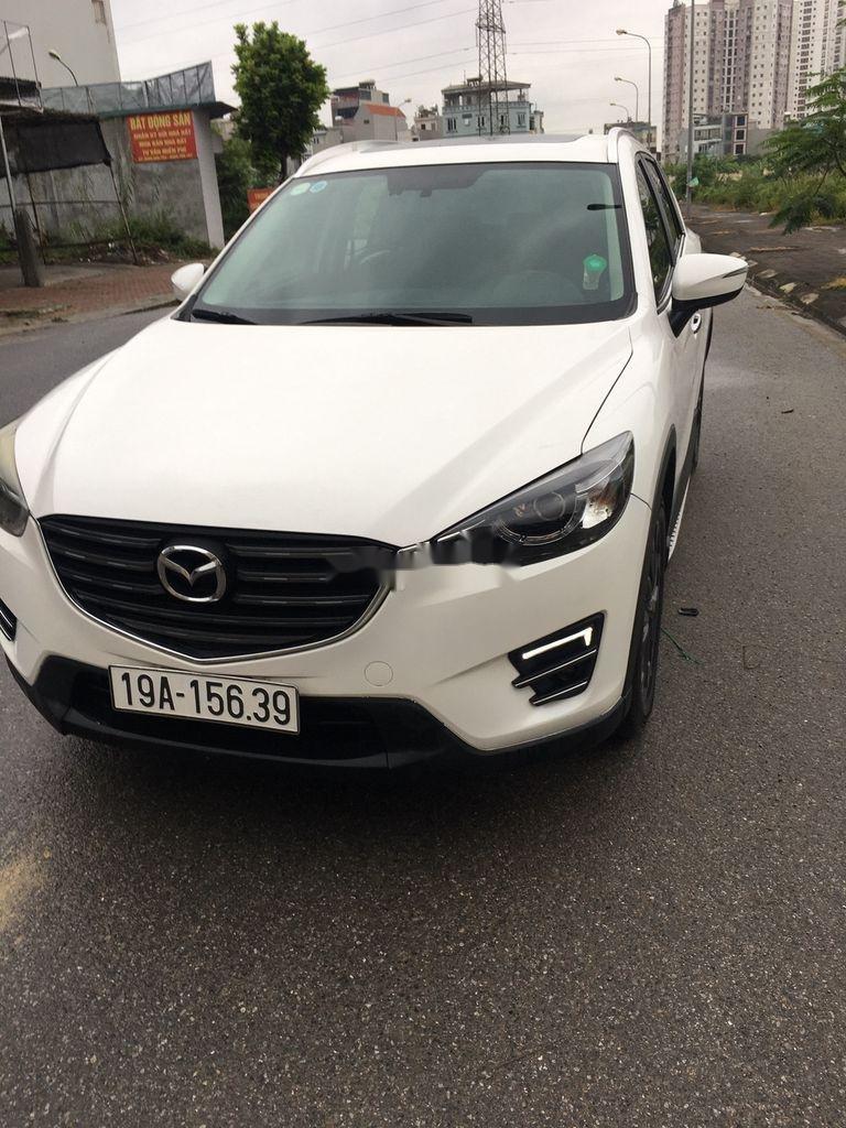 Bán Mazda CX 5 năm sản xuất 2017, màu trắng (10)