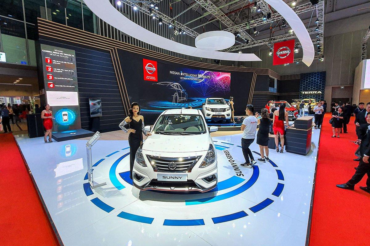 Nissan có nhà phân phối mới, khách Việt bớt lo quyền lợi hậu mãi