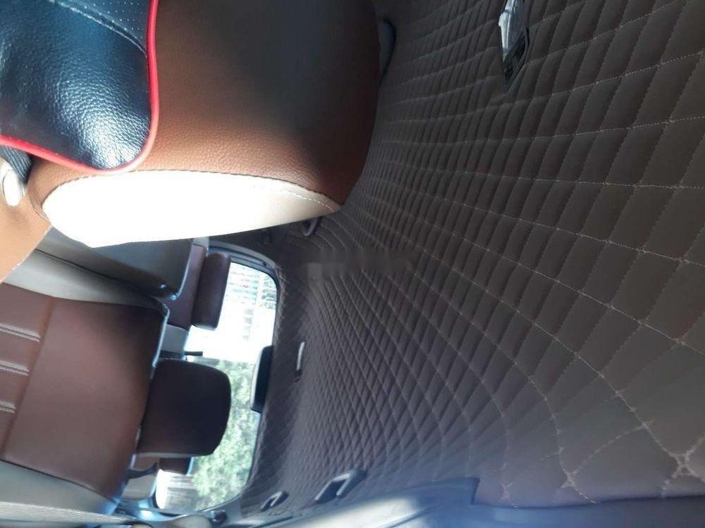Gia đình bán Nissan Livina sản xuất 2011, màu bạc, xe nhập (7)