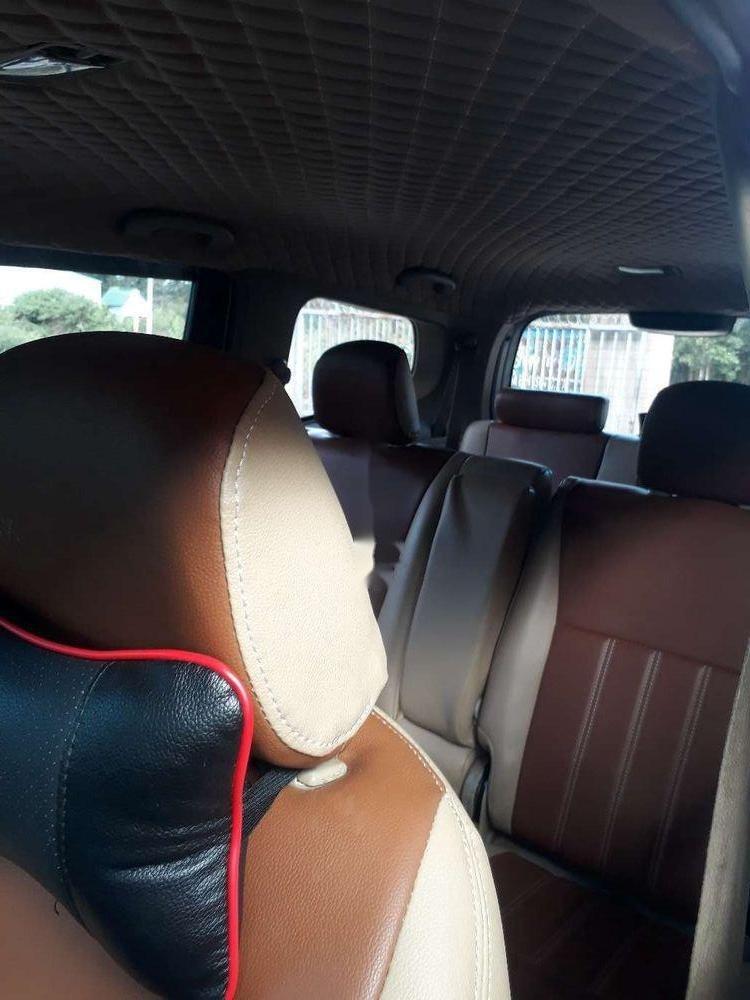 Gia đình bán Nissan Livina sản xuất 2011, màu bạc, xe nhập (6)