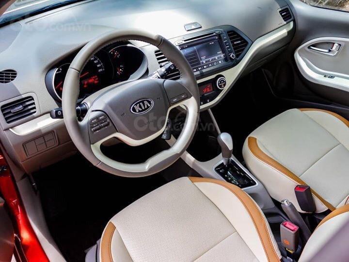 Kia Morning giá rẻ nhất phân khúc chỉ từ 299 triệu, phù hợp với mọi gia đình hoặc chạy dịch vụ (8)