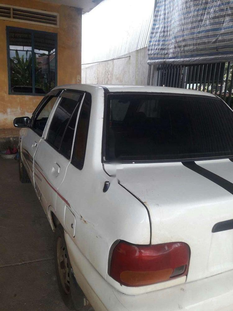 Bán Kia Pride sản xuất năm 1995, màu trắng, xe nhập, giá chỉ 35 triệu (7)