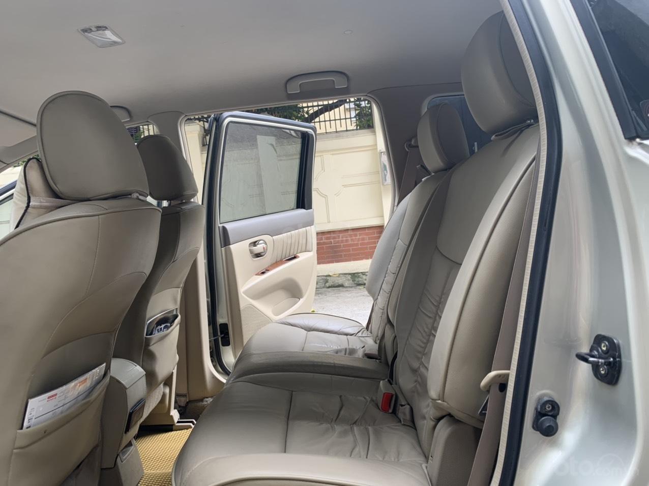 Bán Nissan Grand Livina năm 2011, số tự động 7 chỗ, chính chủ dùng (7)
