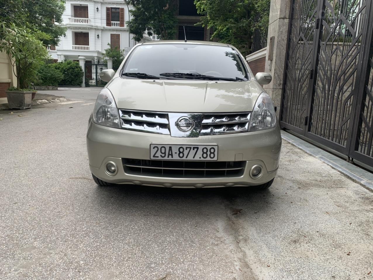Bán Nissan Grand Livina năm 2011, số tự động 7 chỗ, chính chủ dùng (12)