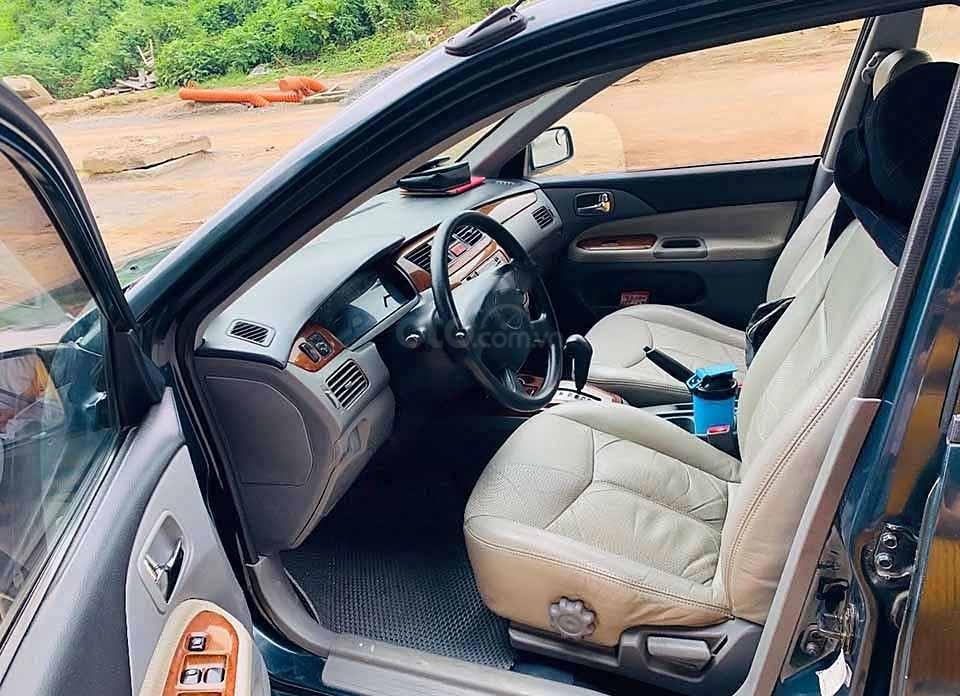 Bán ô tô Mitsubishi Lancer sản xuất 2003, màu xanh lam còn mới  (2)