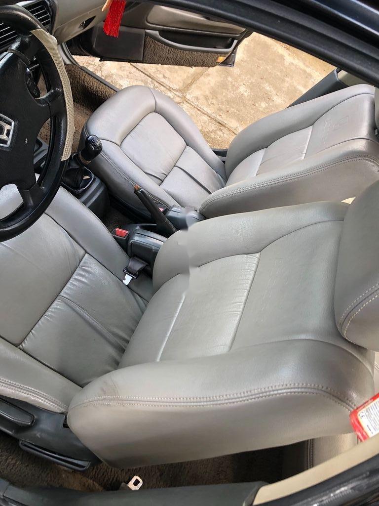 Bán Honda Accord năm sản xuất 1991, màu đen, nhập khẩu, tiết kiệm xăng (12)