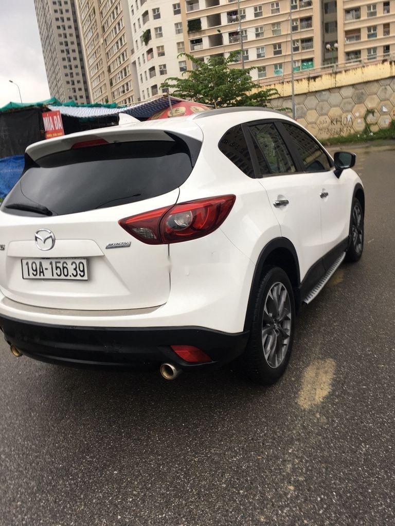 Bán Mazda CX 5 năm sản xuất 2017, màu trắng (7)