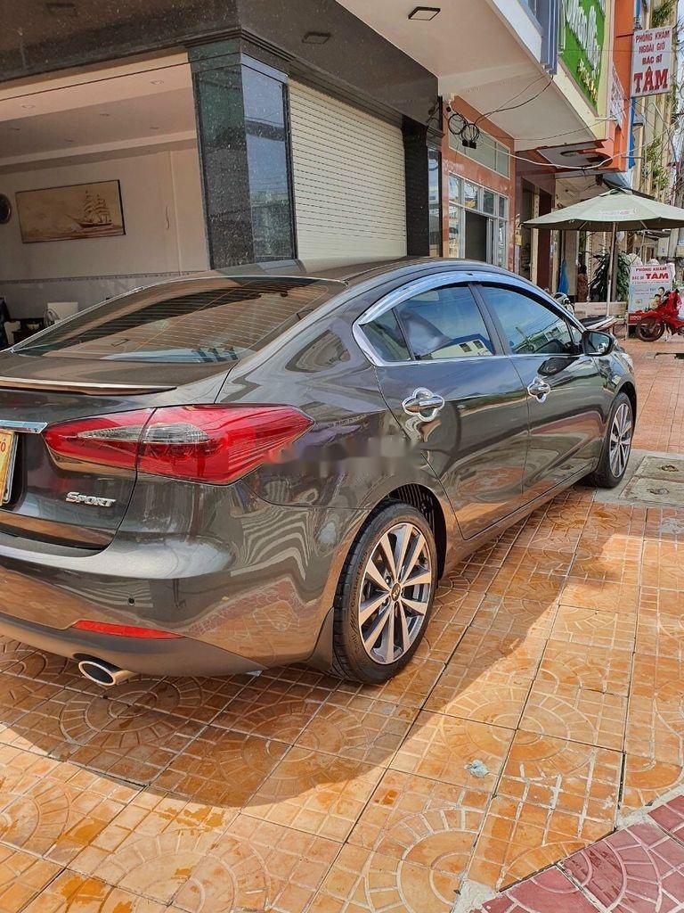 Bán Kia K3 năm sản xuất 2015, màu nâu, xe cũ chính hãng (5)