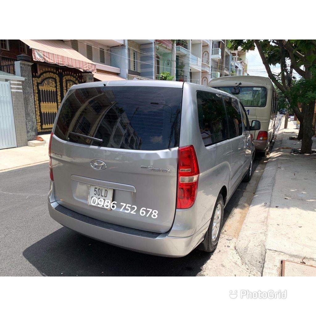 Bán Hyundai Starex sản xuất 2012, màu xám, xe nhập chính chủ (3)