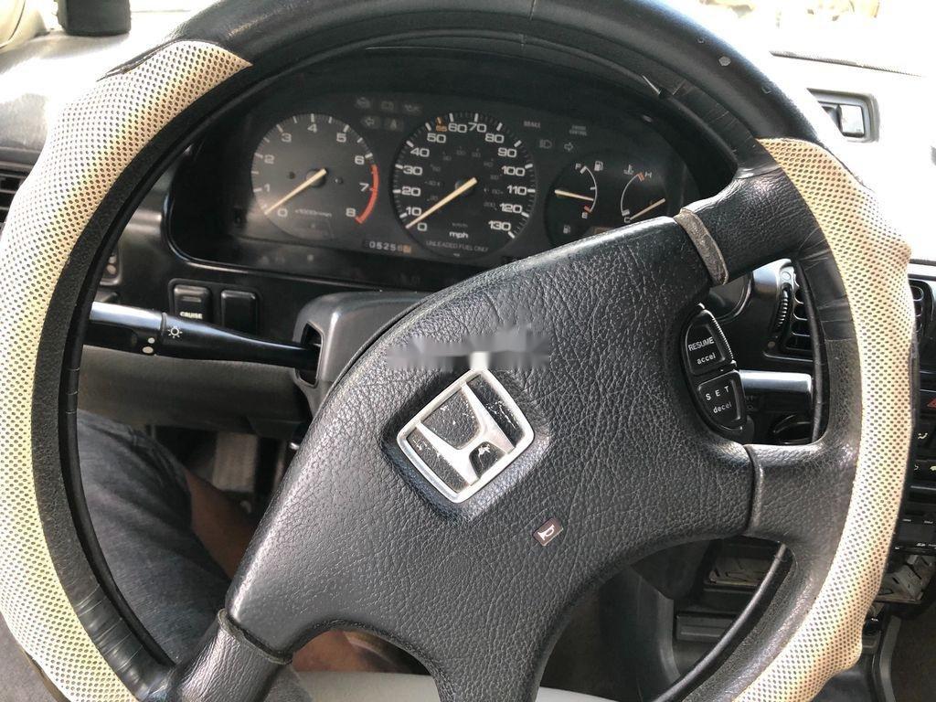Bán Honda Accord năm sản xuất 1991, màu đen, nhập khẩu, tiết kiệm xăng (6)