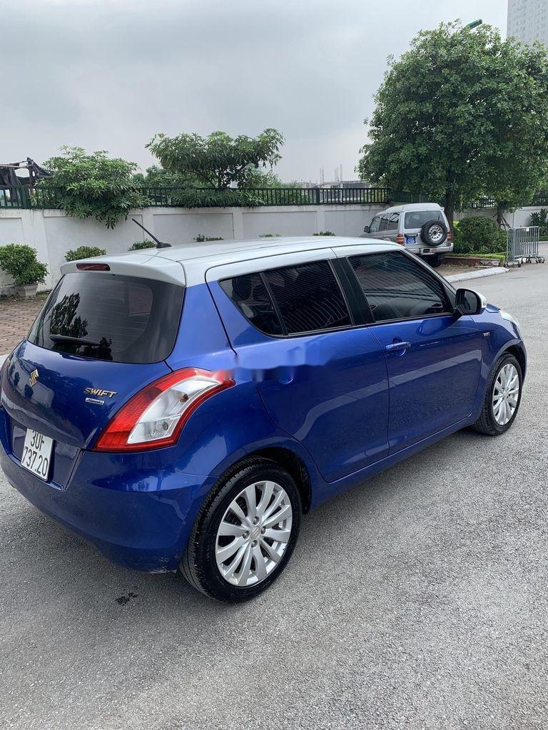 Bán ô tô Suzuki Swift năm sản xuất 2015, màu xanh lam, nhập khẩu (4)
