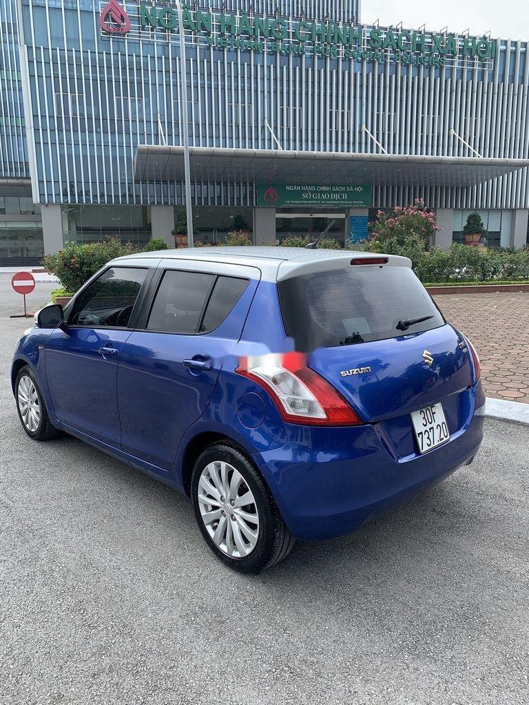 Bán ô tô Suzuki Swift năm sản xuất 2015, màu xanh lam, nhập khẩu (2)