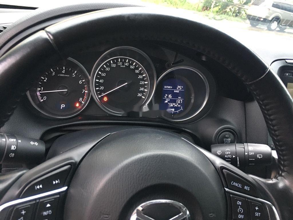 Bán Mazda CX 5 năm sản xuất 2017, màu trắng (6)