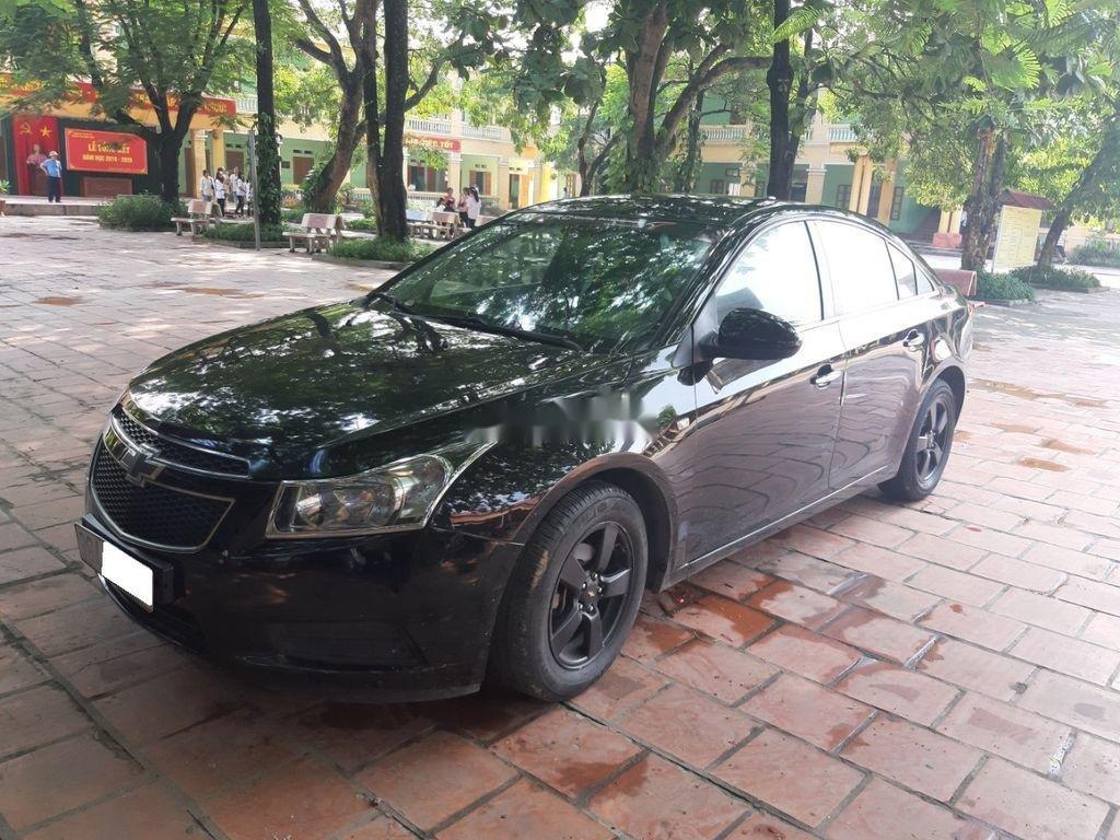 Bán Chevrolet Cruze 2012, màu đen  (1)