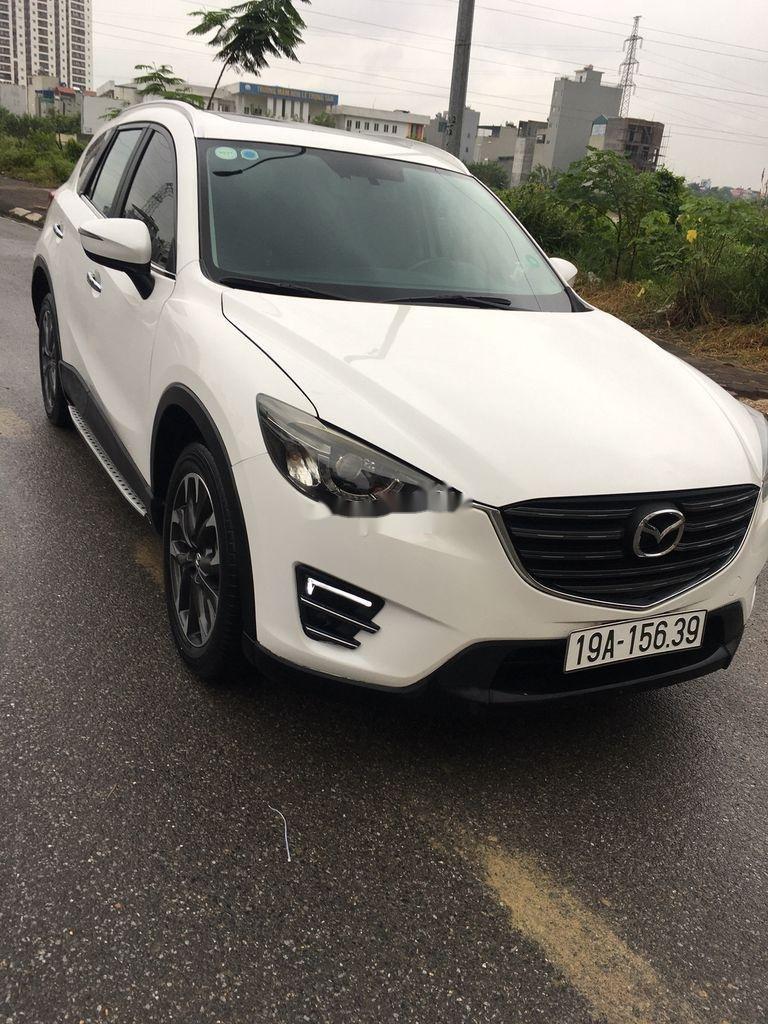 Bán Mazda CX 5 năm sản xuất 2017, màu trắng (12)