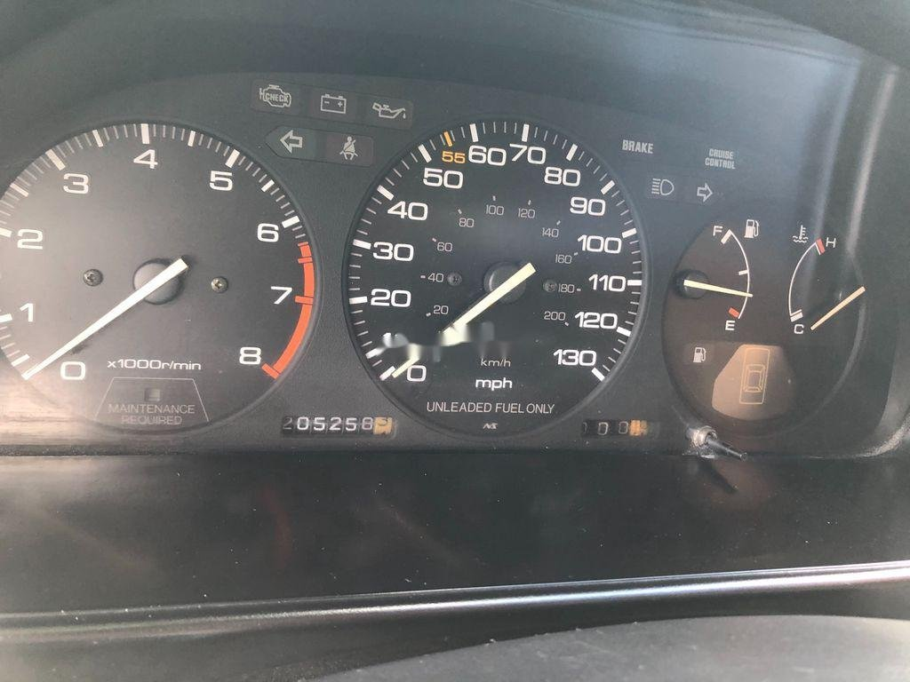 Bán Honda Accord năm sản xuất 1991, màu đen, nhập khẩu, tiết kiệm xăng (7)