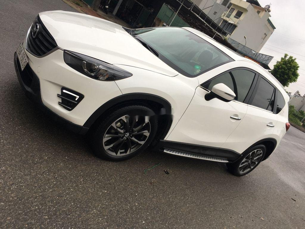 Bán Mazda CX 5 năm sản xuất 2017, màu trắng (11)