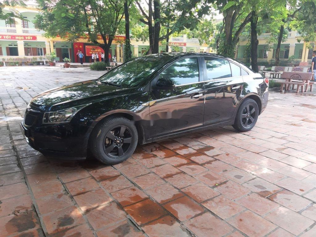Bán Chevrolet Cruze 2012, màu đen  (6)