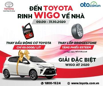 Đến Toyota, Rinh Wigo về nhà