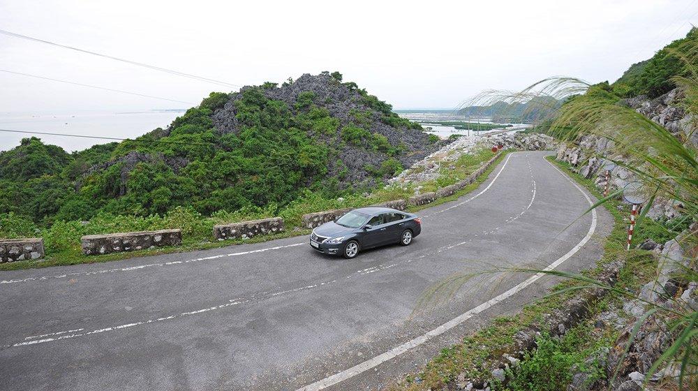 D3 cũng được khuyến nghị khi xe hoặc xuống dốc.