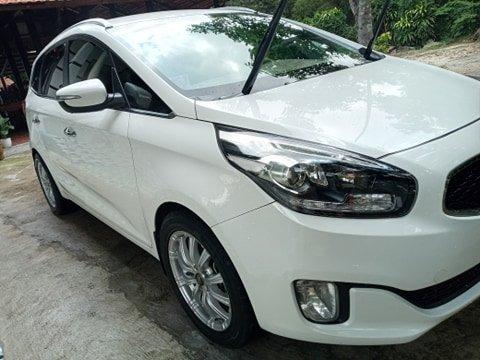 Cần bán lại xe Kia Rondo đời 2016, màu trắng, nhập khẩu nguyên chiếc (21)