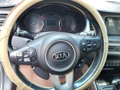 Cần bán lại xe Kia Rondo đời 2016, màu trắng, nhập khẩu nguyên chiếc (11)