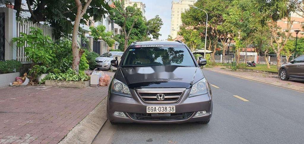 Cần bán gấp Honda Odyssey sản xuất 2005, nhập khẩu còn mới (2)