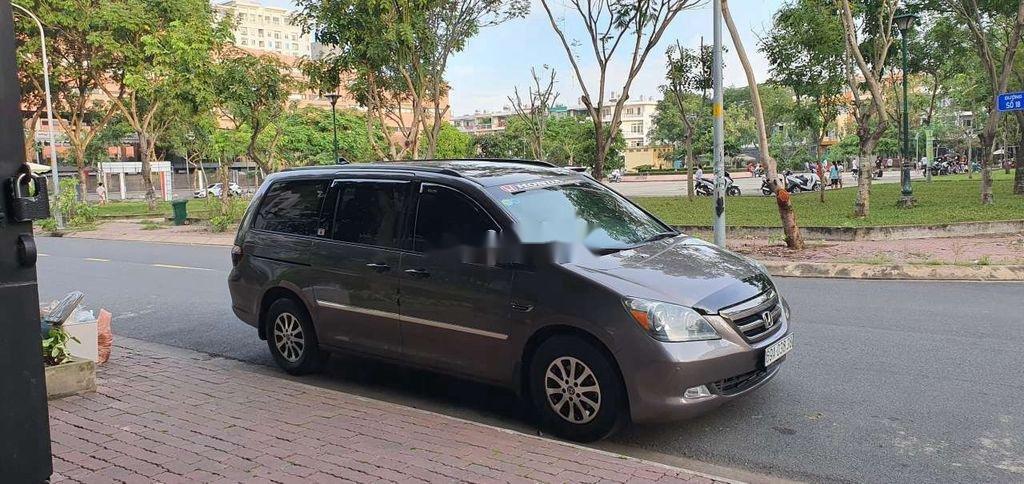 Cần bán gấp Honda Odyssey sản xuất 2005, nhập khẩu còn mới (1)